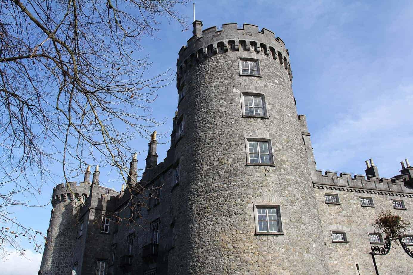 The great Kilkenny Castle