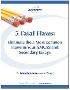 5 Fatal Flaws to Avoid in Your Secondaries