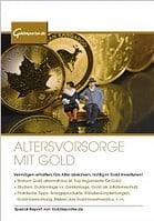 Altersvorsorge mit Gold, Ratgeber