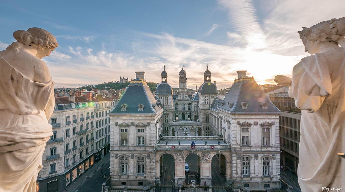 Les muses de l'Opéra de Lyon