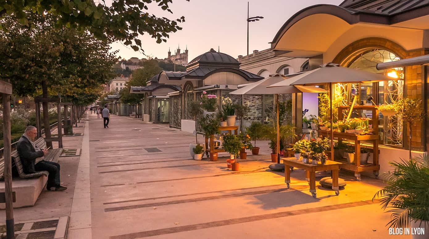Kiosques Place Bellecour