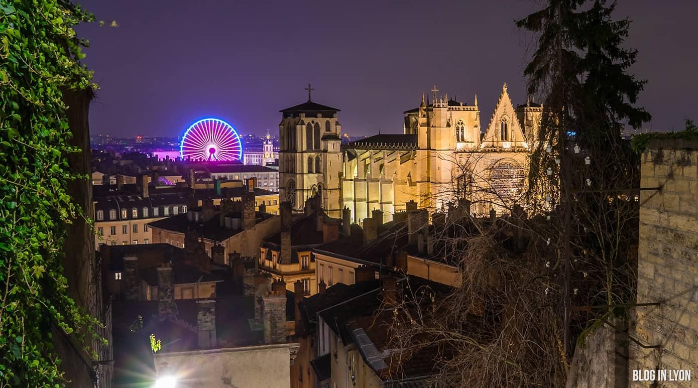 La montée des Chazeaux - Blog In Lyon