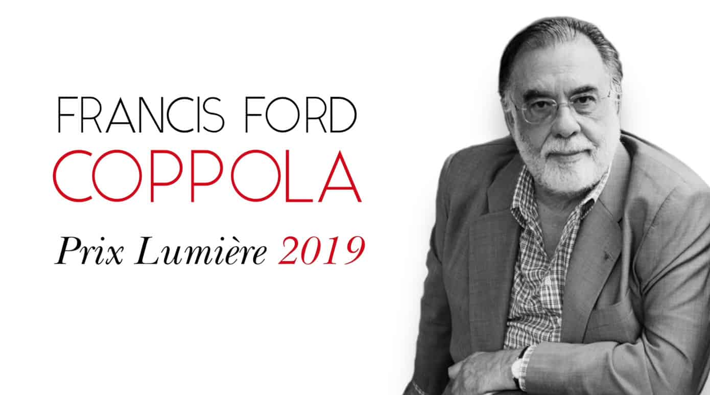 Festival Lumière 2019 - Francis Ford Coppola | Blog In Lyon