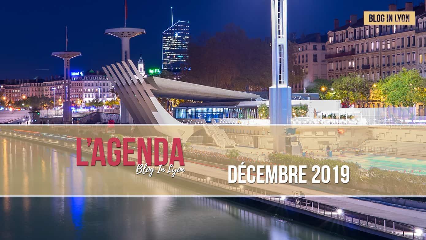 Agenda Décembre 2019 - Ville de Lyon | Blog In Lyon