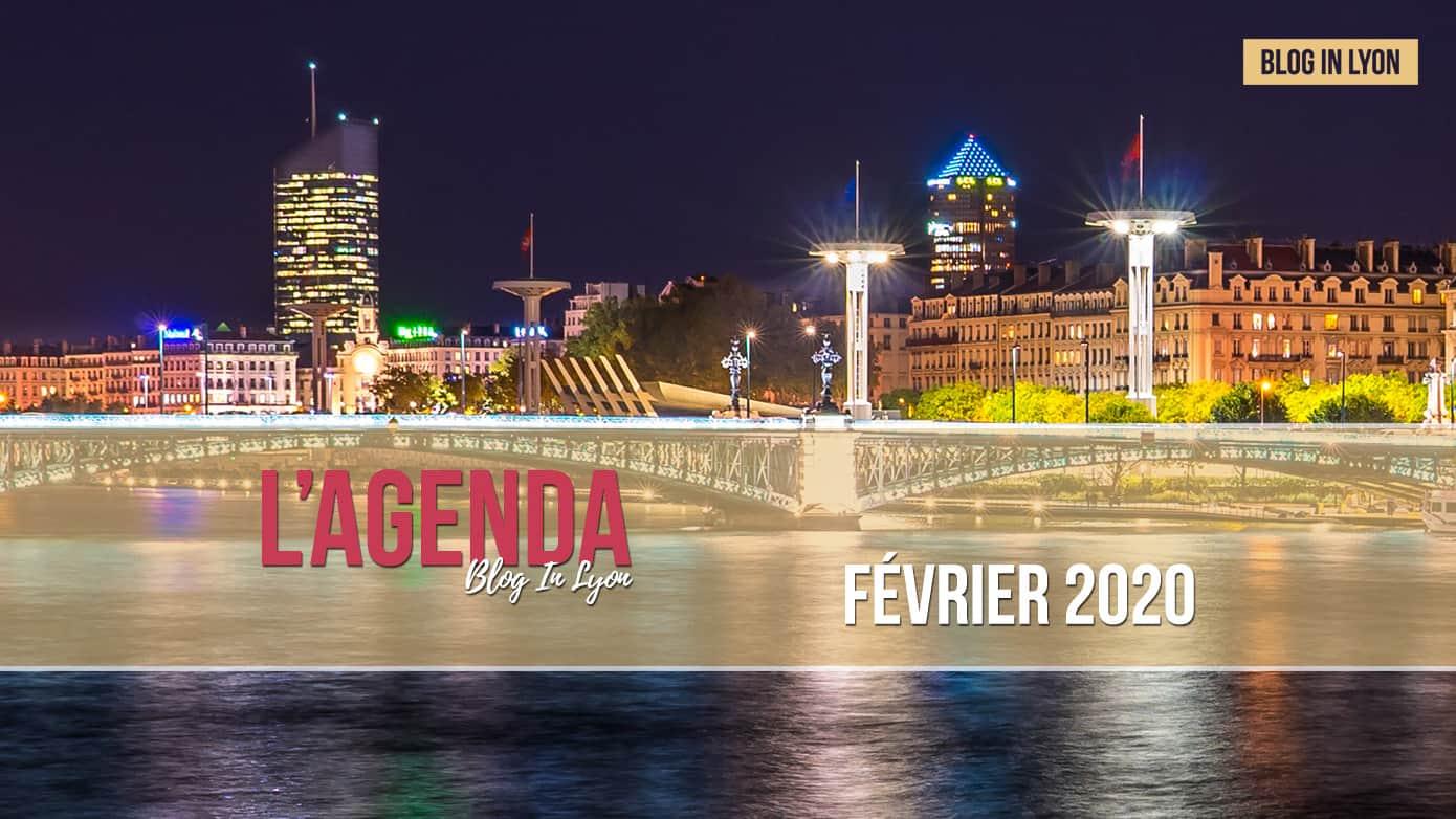 Agenda Février 2020 - Ville de Lyon | Blog In Lyon