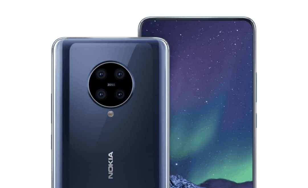 Nokia 9.3 Pureview: Galaxy S20 and Huawei P40 Pro in danger?