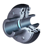 stromag periflex tt/na shaft couplings