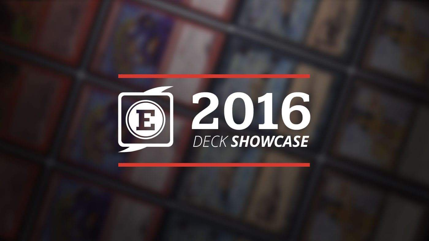 TES 2016 Deck Showcase
