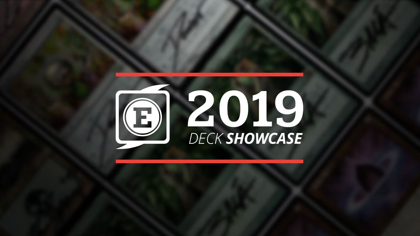 TES Deck Showcase 2019