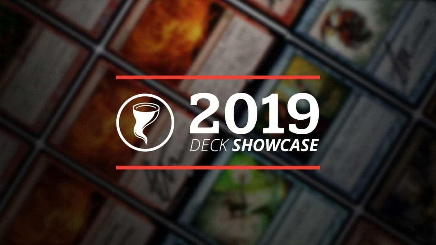 Modern UR Storm Deck Showcase 2019