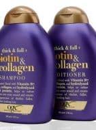 Bộ dầu gội và xả Biotin & Collagen Úc