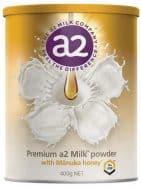 Sữa bột A2 mật ong Manuka hộp 400gr