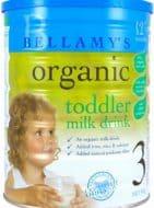 Sữa hữu cơ siêu sạch Bellamy Organic số 3