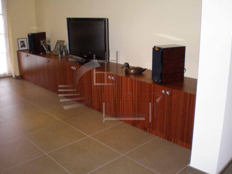 Buffet en bois sur-mesure