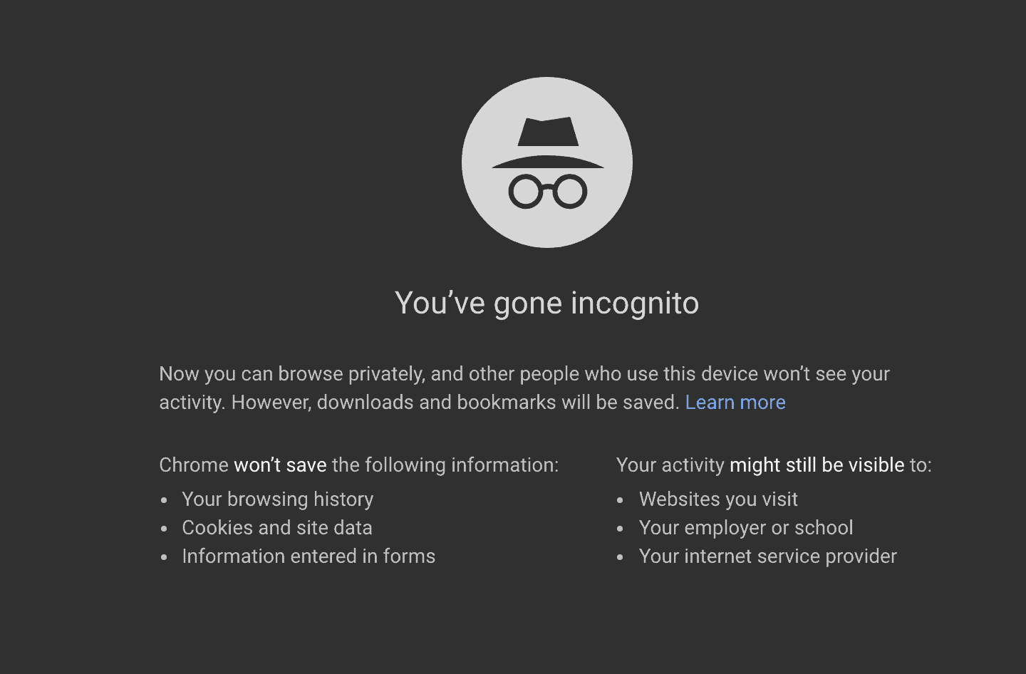 Incognito mode can unlock lower prices