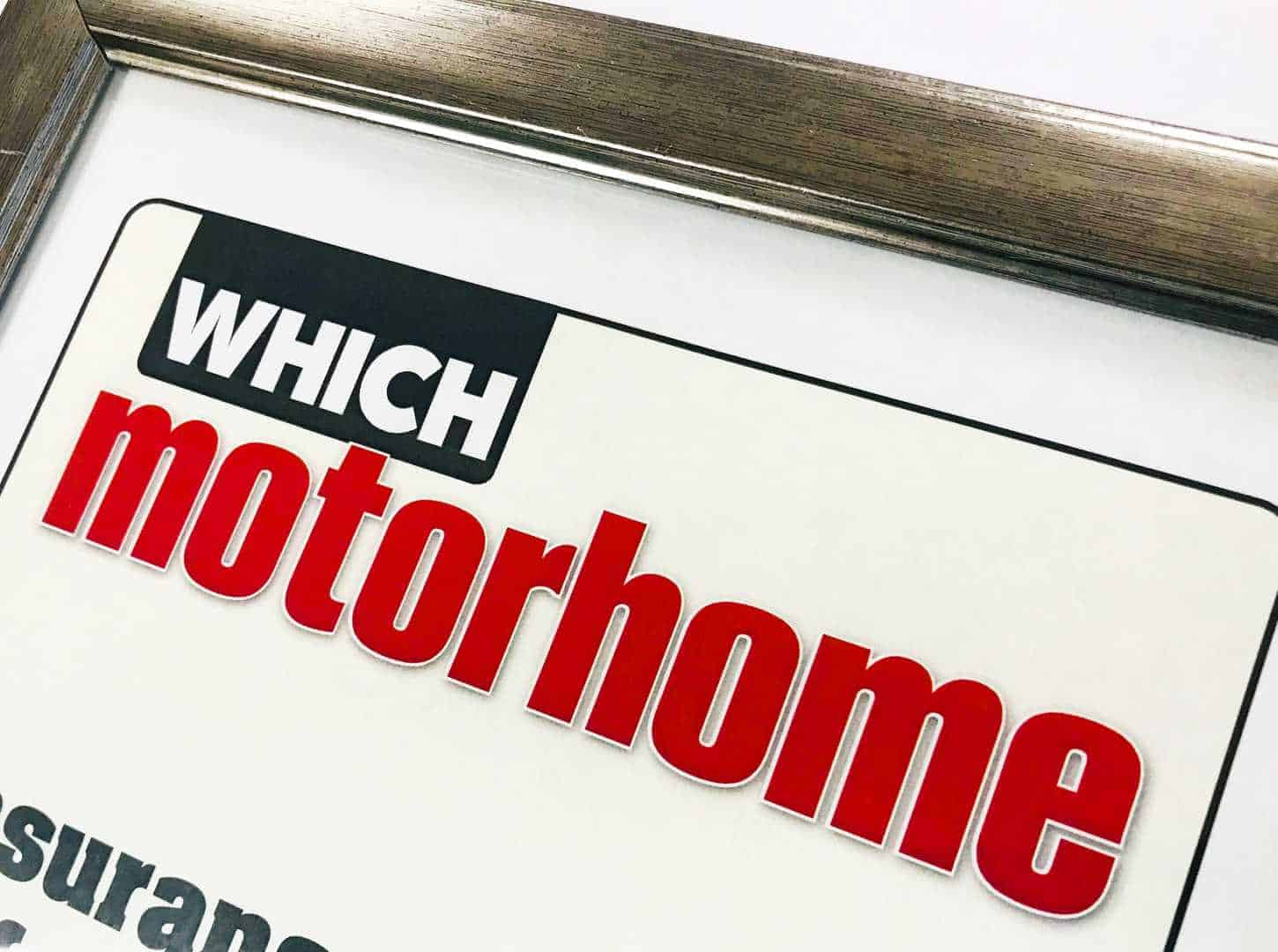 which motorhome insurance