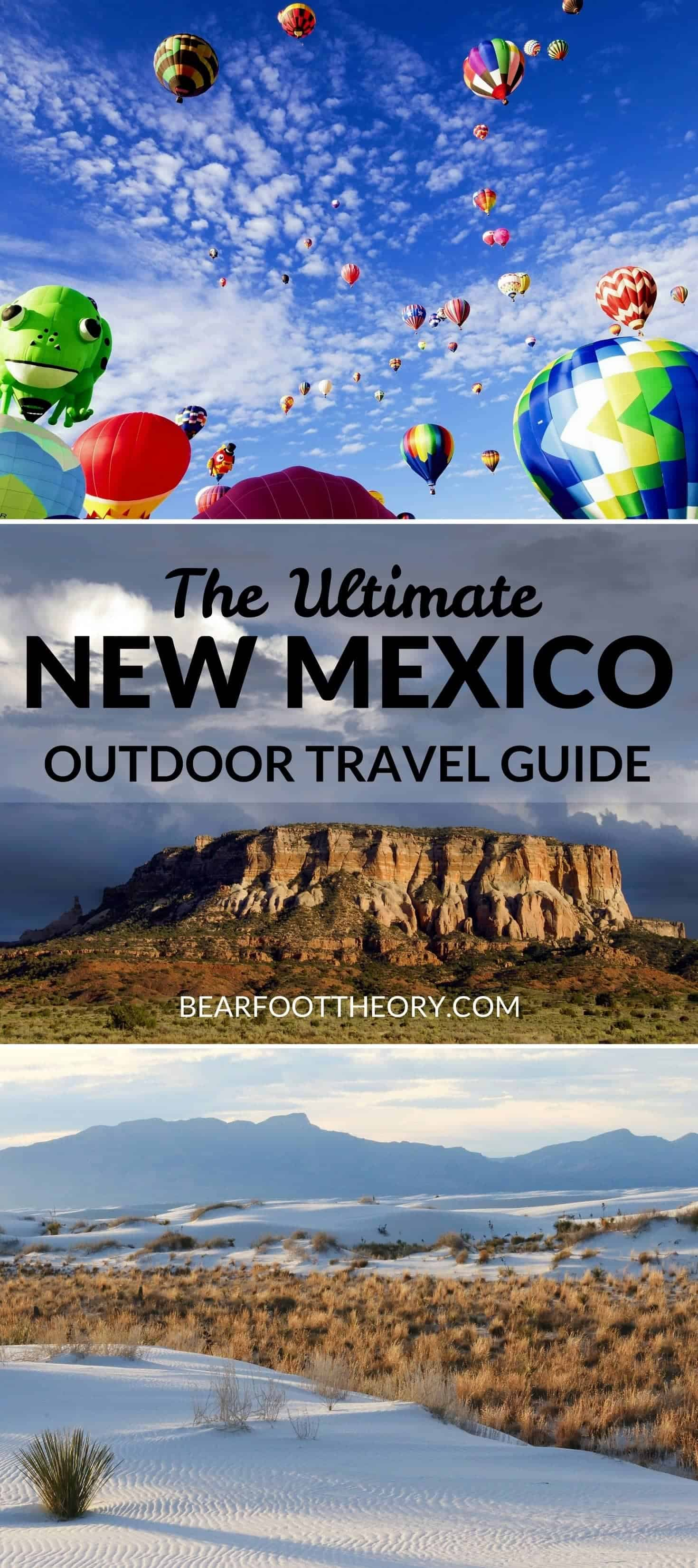 Plan an adventurous trip to New Mexico with our outdoor travel guide featuring the best outdoor activities, parks & most popular blog posts.