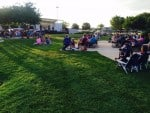 Free outdoor concerts in Wichita at New Market Square - Arts-a-Maize