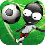 logo stickman-soccer game