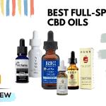 Best Full-Spectrum CBD Oils: vetted products