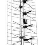 Польская антенна. Усовершенствование для приема цифрового телевидения Т2