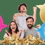 Vera&John 7th Birthday + Free Bonuses + World Cup 2018 Tickets