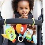 treetop friends, skip hop, treetop friends stroller toy, skip hop stroller toy, stroller toy