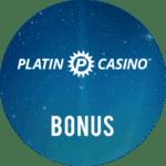 Platin Casino 20 gratis spins + 100% bonus + 100 free spins