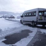 Bus-von-hinten
