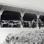 Der Fuhrpark anno 1934