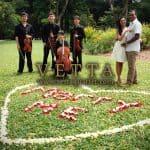 Proposal at Botanic Gardens