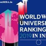 Best Universities in India 2020