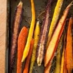 Honey-Balsamic Roasted Carrots