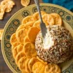Pineapple-Pecan Cheese Ball