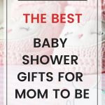 baby shower gifts for mom to be