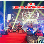 APAKAH PUBLIC GOLD AWARD RECOGNITION NIGHT
