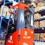 Forklift Focus – Heli Warehouse Machines