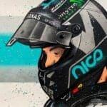 Nico Rosberg - Graffiti painting