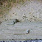 Effigy of King Conor na Siudaine Ua Briain in Corcomroe Abbey - The Irish Place