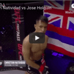 Christian Natividad vs Jose Holguin