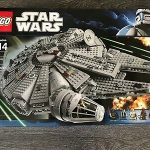 38 Stellar Lego Star Wars Millennium Falcon