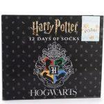 Hogwarts Socks Advent Calendar