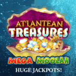 Atlantean Treasures Mega Moolah jackpot winner (New Zealand)