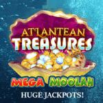 Atlantean Treasures Mega Moolah jackpot winner (New Zealand)