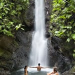 pacuare lodge waterfall