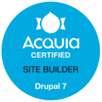 Acquia Certified Drupal 7 Site Builder