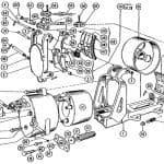 CLARK 19 DC MAGNETIC BRAKE