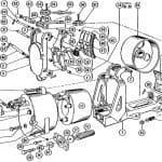 CLARK 23 DC MAGNETIC BRAKE