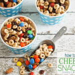 How to make Cheerios Snack Mix in minutes and with only a few ingredients