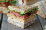 FREE sandwich at McAlister's Deli with purchase of an iced tea
